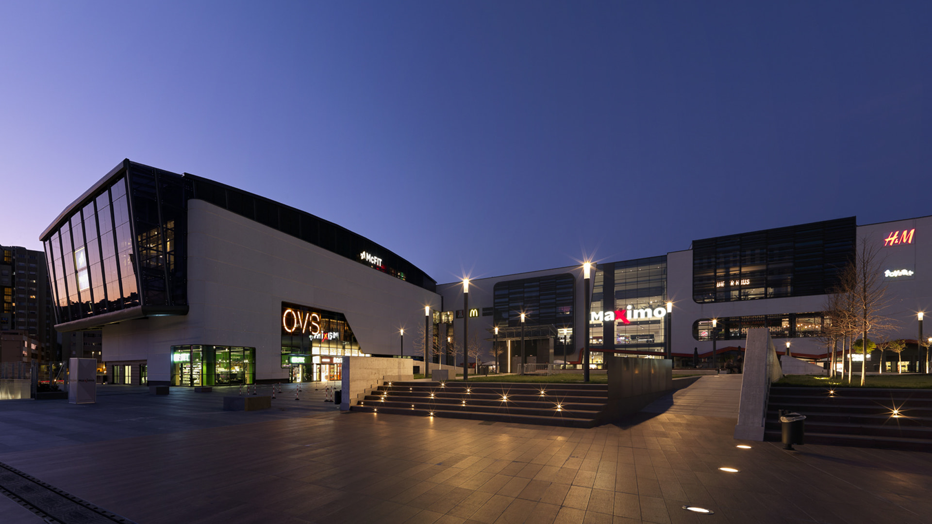 MAXIMO SHOPPING CENTER AMONG THE SHORTLISTED PROJECTS OF THE PLAN AWARD 2021